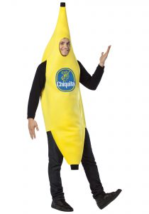 banane adulte costume